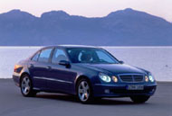 2003 Mercedes-Benz E-Class - Review / Specs / Pictures