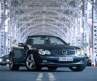 2003 Mercedes-Benz SL - Review / Specs / Pictures